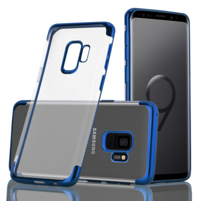 2018 TPU electroplated Cell Phone Case - Samsung Galaxy S9 Handy Hüllen von Cannabisclub.ch
