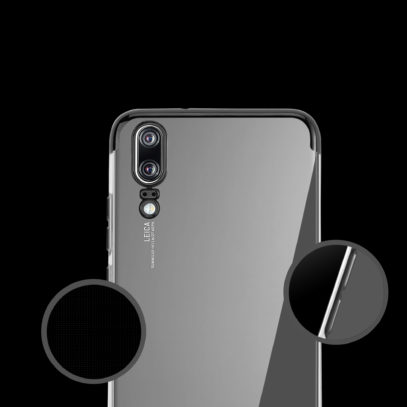 Huawei P20 soft phone case 12