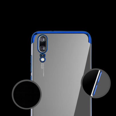 Huawei P20 soft phone case 17