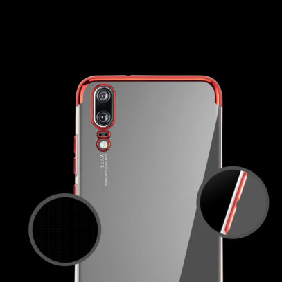 Huawei P20 soft phone case 7