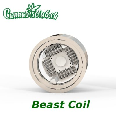 Beast Coil – Wax Atomizer for Honour (QQC)